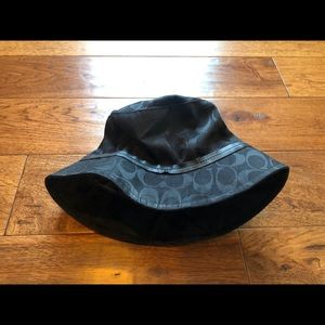 Coach Accessories - Coach Signature Bucket Hat